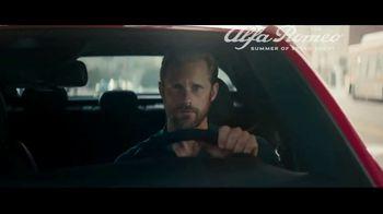 Alfa Romeo Summer of Speed Event TV Spot, 'Type A: Giulia' Featuring Alexander Skarsgård [T2]