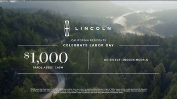 Lincoln Motor Company TV Spot, 'Labor Day: How You'll Get There' Song by Mazelo Nostra [T2] - Thumbnail 8