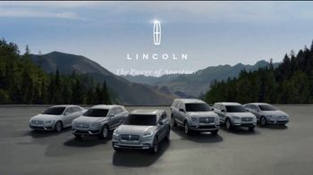 Lincoln Motor Company TV Spot, 'Labor Day: How You'll Get There' Song by Mazelo Nostra [T2] - Thumbnail 7