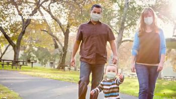 Kaiser Permanente TV Spot, 'THRIVE in Your Life: Face Masks' - Thumbnail 2