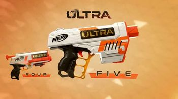 Nerf Ultra 4 and 5 TV Spot, 'Your Next Trick Shot'