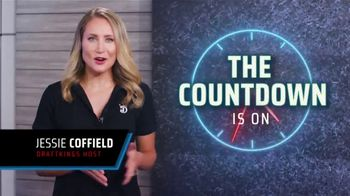 DraftKings Sportsbook TV Spot, 'Houston vs. Kansas City: Free $101 Bet'