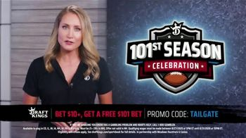 DraftKings Sportsbook TV Spot, 'Houston vs. Kansas City: Free $101 Bet' - Thumbnail 5