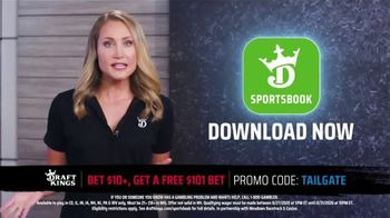 DraftKings Sportsbook TV Spot, 'Houston vs. Kansas City: Free $101 Bet' - Thumbnail 6