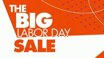 Big Lots Big Labor Day Sale TV Spot, 'Sofas, Sectionals: Same-Day Delivery' - Thumbnail 2