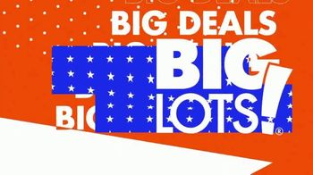 Big Lots Big Labor Day Sale TV Spot, 'Sofas, Sectionals: Same-Day Delivery' - Thumbnail 3