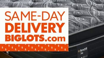 Big Lots Big Labor Day Sale TV Spot, 'Sofas, Sectionals: Same-Day Delivery' - Thumbnail 8