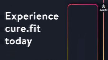 cure.fit TV Spot, 'Experience Today' Song by Jincheng Zhang - Thumbnail 8