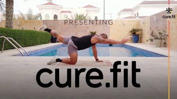 cure.fit TV Spot, 'Experience Today' Song by Jincheng Zhang - Thumbnail 2