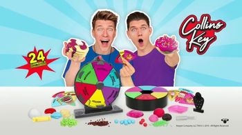 Collins Key Fake Food Mystery Challenge TV Spot, 'Ultimate Fake Food Challenge' Ft. Collins Key, Devan Key - Thumbnail 9