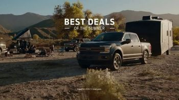 Ford Summer Sales Event TV Spot, 'Labor Day: Last Chance' Song by Kygo, Whitney Houston [T2] - Thumbnail 4