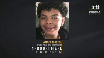 National Center for Missing & Exploited Children TV Spot, 'Angel Mateo' - Thumbnail 5