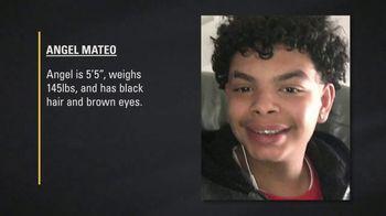 National Center for Missing & Exploited Children TV Spot, 'Angel Mateo' - Thumbnail 3