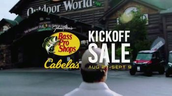 Bass Pro Shops Kickoff Sale TV Spot, 'Here I Find Peace' - Thumbnail 9