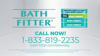 Bath Fitter TV Spot, 'Labor Day: First 20 Callers' - Thumbnail 7