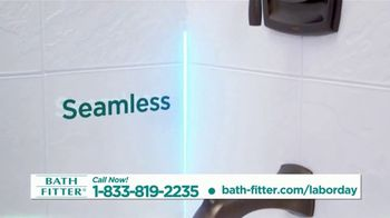 Bath Fitter TV Spot, 'Labor Day: First 20 Callers' - Thumbnail 5