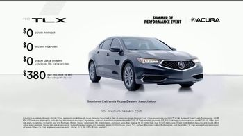Acura Summer of Performance Event TV Spot, 'Ready: Sedans' [T2] - Thumbnail 10