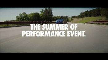 Acura Summer of Performance Event TV Spot, 'Ready: Sedans' [T2] - Thumbnail 7