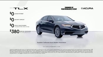 Acura Summer of Performance Event TV Spot, 'Ready: Sedans' [T2] - Thumbnail 9