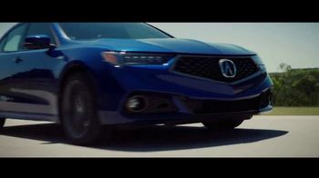Acura Summer of Performance Event TV Spot, 'Ready: Sedans' [T2] - 1 commercial airings