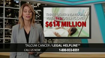 Dalimonte Rueb, LLP TV Spot, 'Ovarian Cancer' - Thumbnail 7