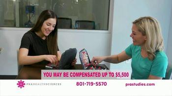 PRA Health Sciences TV Spot, 'Earn up to $5,500' - Thumbnail 6