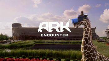 Ark Encounter TV Spot, 'Giraffes: Reopening' - Thumbnail 7
