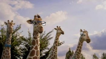 Ark Encounter TV Spot, \'Giraffes: Reopening\'