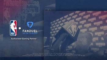 FanDuel TV Spot, 'It's NBA Playoff Time: Double Your Winnings If the Last Shot Is a Three' - Thumbnail 5