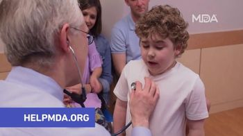 Muscular Dystrophy Association TV Spot, 'Never Walk Alone' Featuring Chris Mann