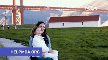 Muscular Dystrophy Association TV Spot, 'Never Walk Alone' Featuring Chris Mann - Thumbnail 9