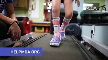 Muscular Dystrophy Association TV Spot, 'Never Walk Alone' Featuring Chris Mann - Thumbnail 1