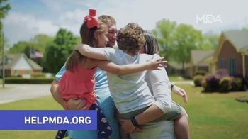 Muscular Dystrophy Association TV Spot, 'Never Walk Alone' Featuring Chris Mann - Thumbnail 3