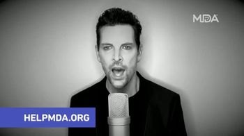 Muscular Dystrophy Association TV Spot, 'Never Walk Alone' Featuring Chris Mann - Thumbnail 4