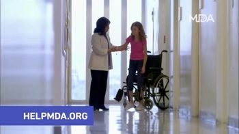 Muscular Dystrophy Association TV Spot, 'Never Walk Alone' Featuring Chris Mann - Thumbnail 6