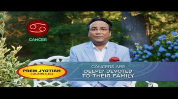 Prem Jyotish TV Spot, 'Cancer' - Thumbnail 4