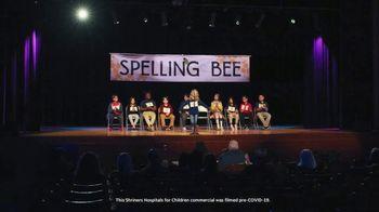 Shriners Hospitals for Children TV Spot, 'Spelling Bee' - Thumbnail 1