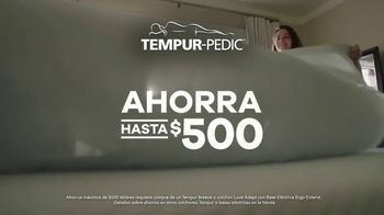 Rooms to Go Venta por el Día del Trabajo TV Spot, 'Tempur-Pedic' [Spanish] - Thumbnail 1