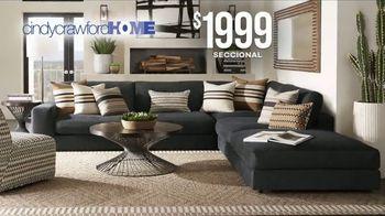 Rooms to Go Venta por el Día del Trabajo TV Spot, 'Cindy Crawford Home' [Spanish] - Thumbnail 4