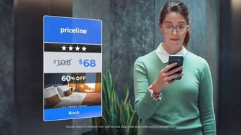 Priceline.com TV Spot, 'Big Deal' Featuring Kaley Cuoco