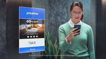 Priceline.com TV Spot, 'Big Deal' Featuring Kaley Cuoco - Thumbnail 3