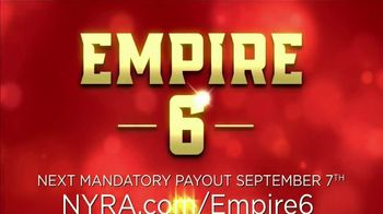 NYRA TV Spot, 'Empire 6 at Saratoga' - Thumbnail 9