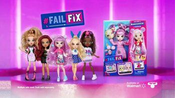 FailFix Total Makeover Doll TV Spot, 'Total Makeover' - Thumbnail 10