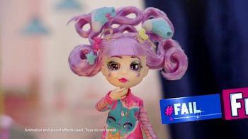 FailFix Total Makeover Doll TV Spot, 'Total Makeover' - Thumbnail 2