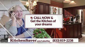 Kitchen Saver TV Spot, 'Labor Day: Check'