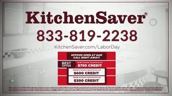 Kitchen Saver TV Spot, 'Labor Day: Check' - Thumbnail 10