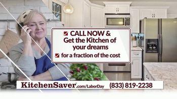 Kitchen Saver TV Spot, 'Labor Day: Check' - Thumbnail 5