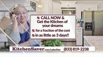 Kitchen Saver TV Spot, 'Labor Day: Check' - Thumbnail 6