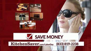 Kitchen Saver TV Spot, 'Labor Day: Check' - Thumbnail 8