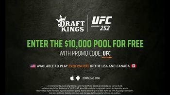 DraftKings TV Spot, 'UFC 252: $10,000 Pool' - Thumbnail 8